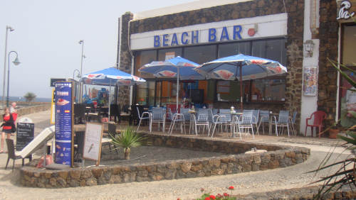 Beach Bar – Costa Teguise – Canary Islands